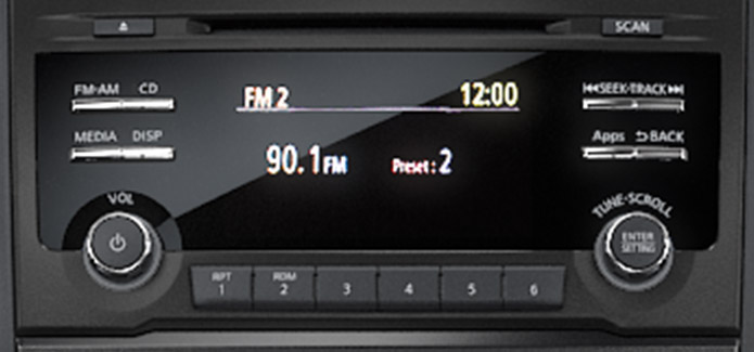 TITAN® Gas S Single Cab AM/FM/CD 5.0\