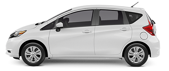 Photo of the Nissan Versa® Note® S