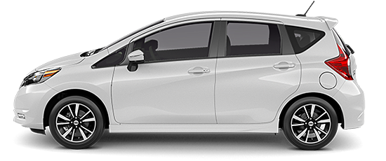 Photo of the Nissan Versa® Note® SR