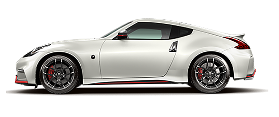 Photo of the Nissan 370Z® Touring Coupe with Sport Package.