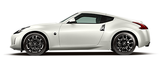 Photo of the Nissan 370Z® Touring coupe.